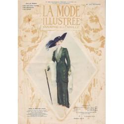 Complete magazine La Mode Illustrée 1912 N°43