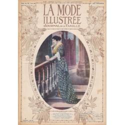 Complete magazine La Mode Illustrée 1912 N°44