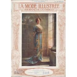 Complete magazine La Mode Illustrée 1911 N°22