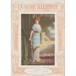 Complete magazine La Mode Illustrée 1911 N°5