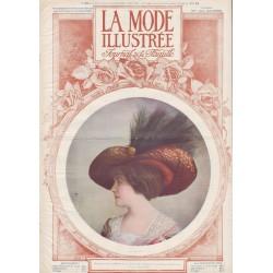 Revue complète de La Mode Illustrée 1910 N°22