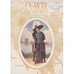 Revue complète de La Mode Illustrée 1910 N°45
