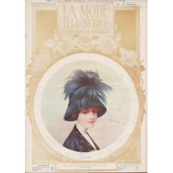 Complete magazine La Mode Illustrée 1910 N°48
