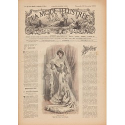 magazine La Mode Illustrée 1902 N°48