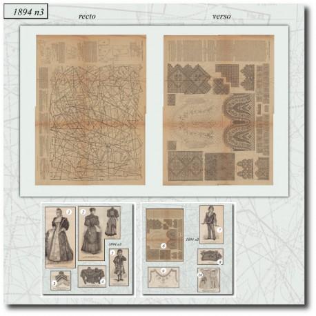 выкройку-ouvrages-corsage-1894-3
