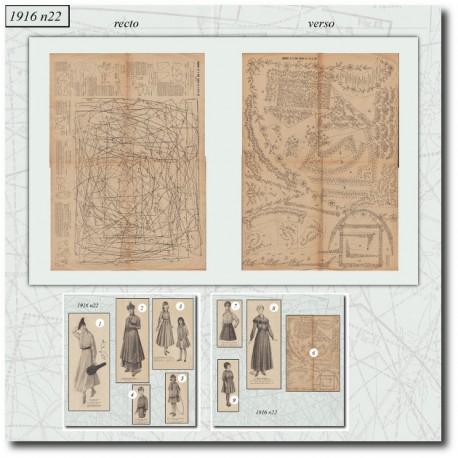 Patrons-sport-plage-1916-22