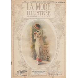 magazine La Mode Illustrée 1913 N°30