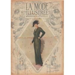 Complete magazine La Mode Illustrée 1913 N°19