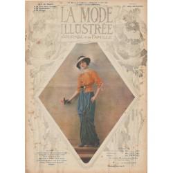 Complete magazine La Mode Illustrée 1913 N°26