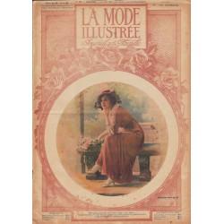 Complete magazine La Mode Illustrée 1913 N°27