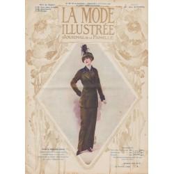 Complete magazine La Mode Illustrée 1913 N°39