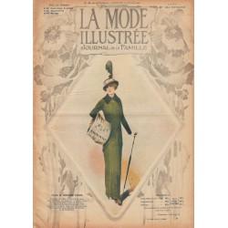 Complete magazine La Mode Illustrée 1913 N°43