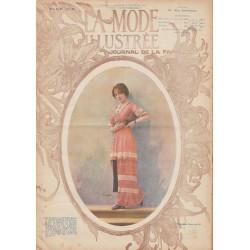 Complete magazine La Mode Illustrée 1913 N°44