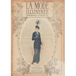Complete magazine La Mode Illustrée 1913 N°45