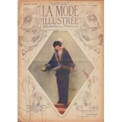 Complete magazine La Mode Illustrée 1913 N°49