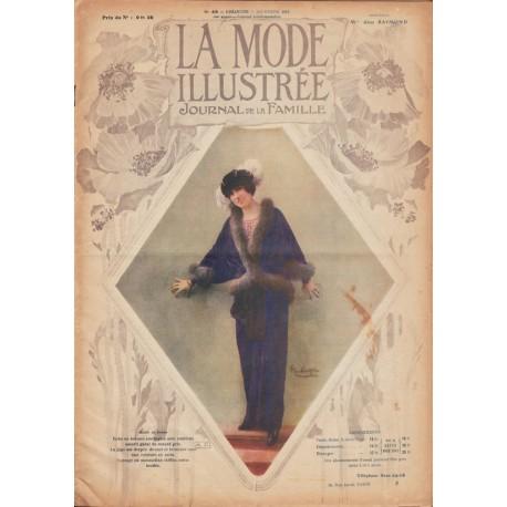 Complete magazine La Mode Illustrée 1913 N°48