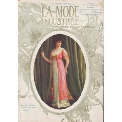 Complete magazine La Mode Illustrée 1911 N°11