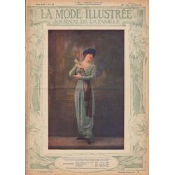 Revue complète de La Mode Illustrée 1913 N°09