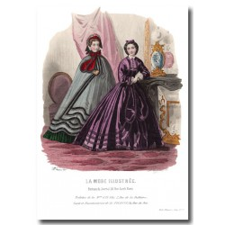 The Illustrated Fashion 1862 7