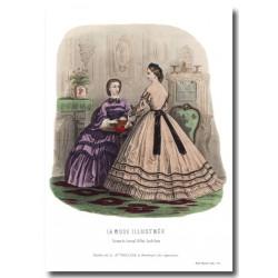 La Mode Illustrée 1862 9