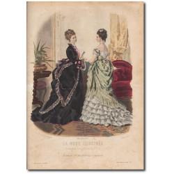 La Mode Illustrée 1874 03