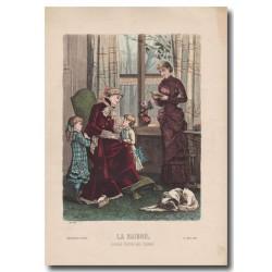 Gravure de La Saison 1882 475
