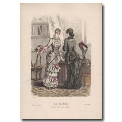 Gravure de La Saison 1882 506