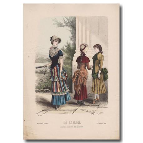 Gravure de La Saison 1882 513