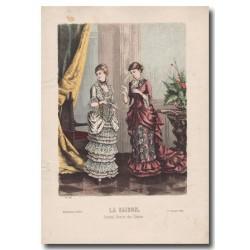 Gravure de La Saison 1882 519