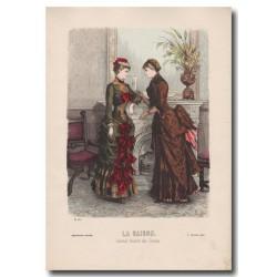 Gravure de La Saison 1882 522
