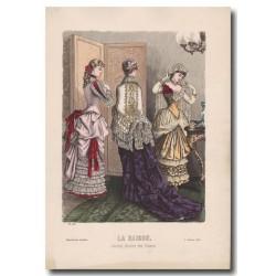 Gravure de La Saison 1883 526