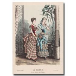 Gravure de La Saison 1883 530