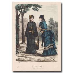 Gravure de La Saison 1883 536