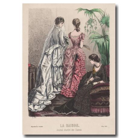 Gravure de La Saison 1883 537