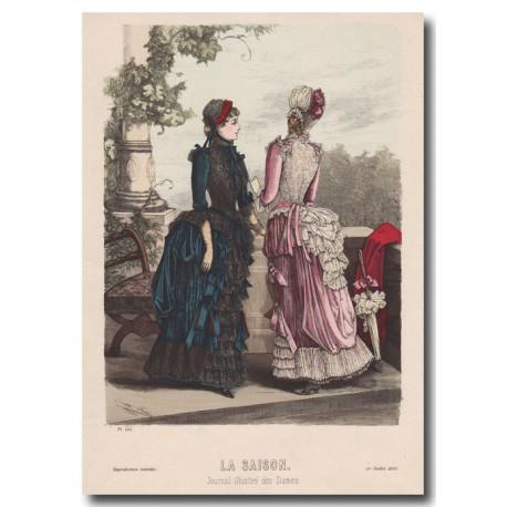 Gravure de La Saison 1883 543