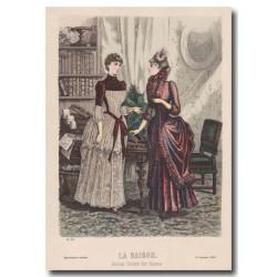 Gravure de La Saison 1883 551