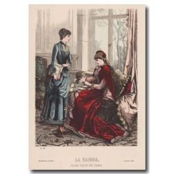 Gravure de La Saison 1883 554