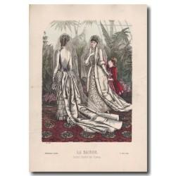 Gravure de La Saison 1884 567