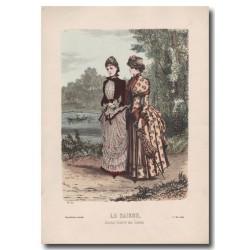 Gravure de La Saison 1884 575