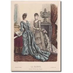 Gravure de La Saison 1883 558