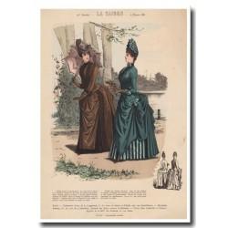 Gravure de La Saison 1887 679