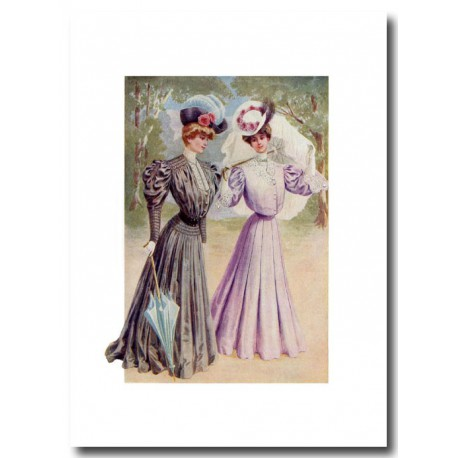 Le Miroir des Modes 1905 01