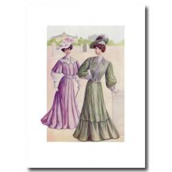 Le Miroir des Modes 1905 05
