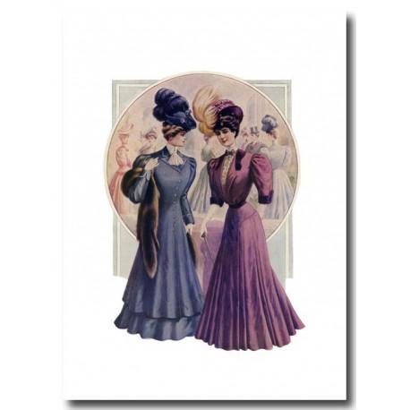 Le Miroir des Modes 1905 07