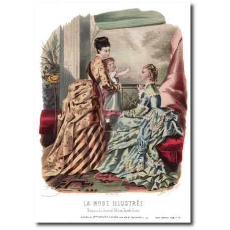 La Mode Illustrée 1874 31