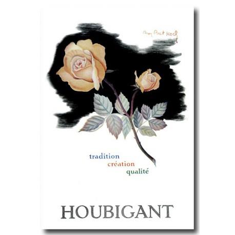 Publicité Bouquet de Tissus