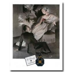 Publicité Parfum Orsay Dandy 1947