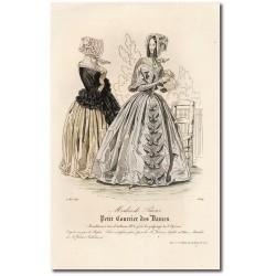 Petit courrier des dames 1842 1829