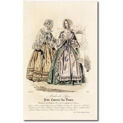 Petit courrier des dames 1842 1831