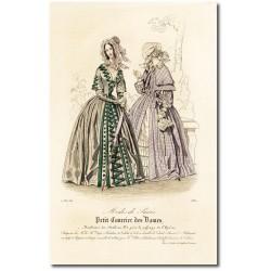 Petit courrier des dames 1842 1832
